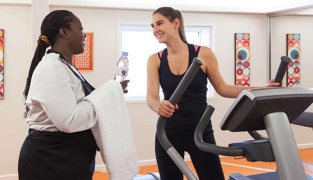 Novotel Paris La Defense - fitness