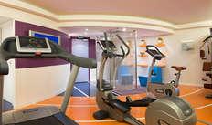 1 Accès à la salle de fitness pour 2 adultes (jour 1 et jour 2)