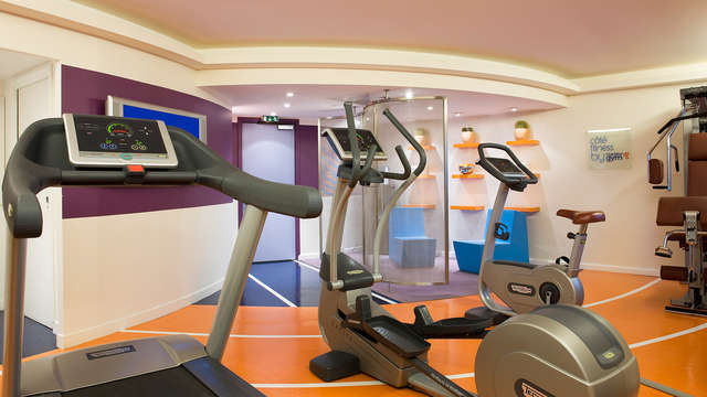 Novotel Paris La Defense - fitness