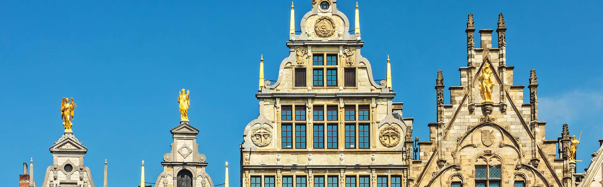 Week-end romantique à Anvers