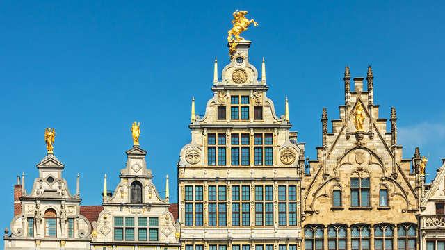 Romantisch weekend in hartje Antwerpen