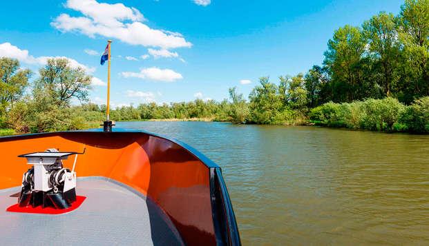 Ontdek de Biesbosch vanaf het water