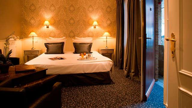 Romantisme et luxe à Bruges
