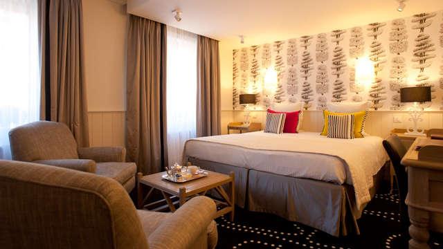 Escapade romantique à Bruges avec upgrade de luxe