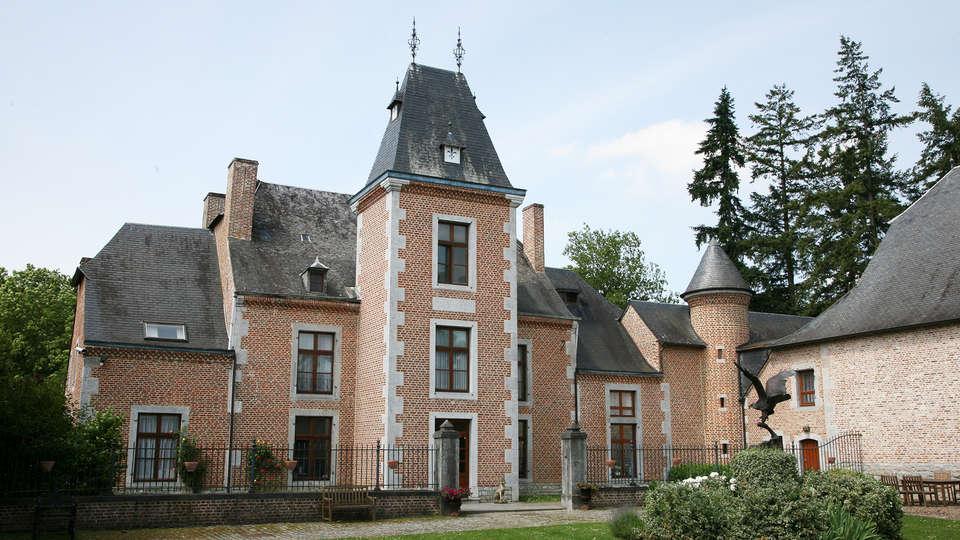 Hôtel Restaurant Château de Vignée - EDIT_front3.jpg