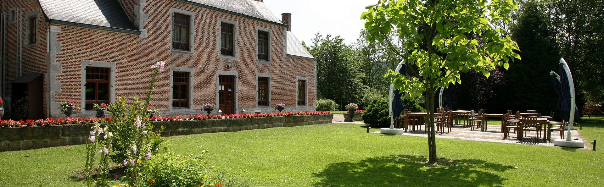 Exclusief aanbod: 3 nachten voor de prijs van 2 in de buurt van Rochefort!