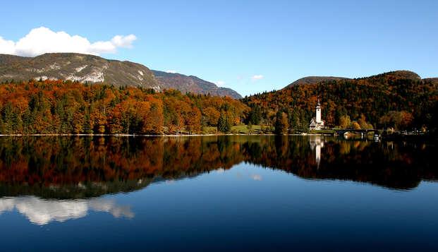 Romanticismo en Eslovenia con cena y spa (a partir de 2 noches)