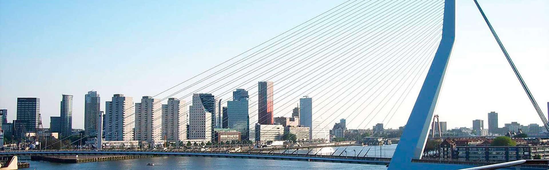 Explorez la ville portuaire de Rotterdam