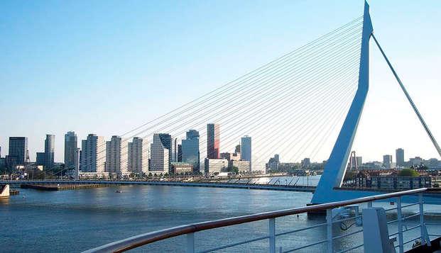 Ga op reis naar de havenstad van Nederland