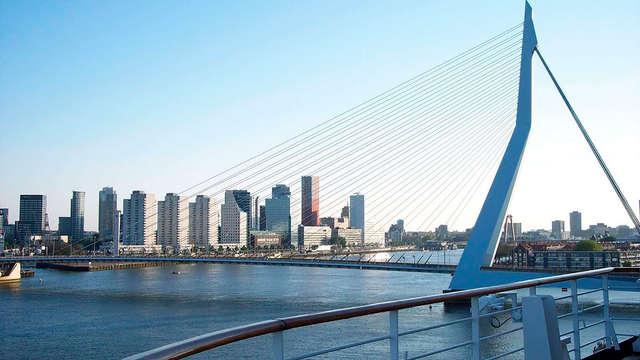 Verken de havenstad Rotterdam