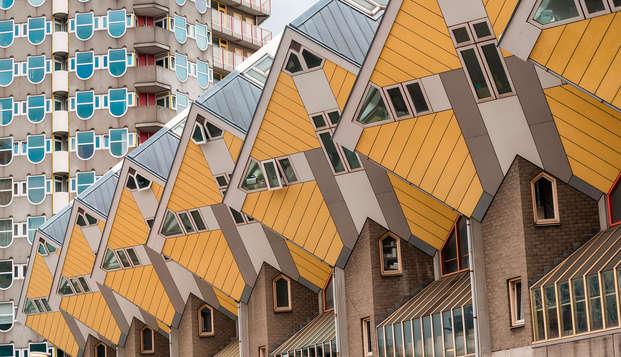 Hotel Rotterdam - rotterdam