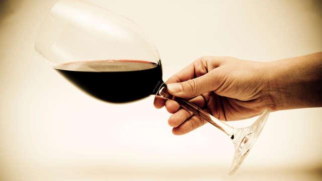 Hotel Rotterdam - wine