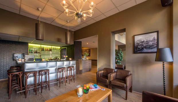 Hotel Rotterdam - bar