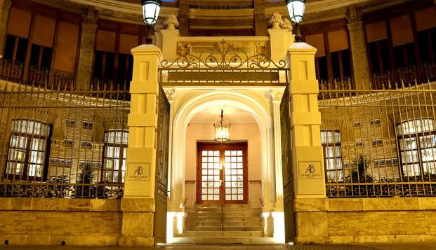 Escapade près de Valence avec dîner et accès aux thermes Balneario la Alameda