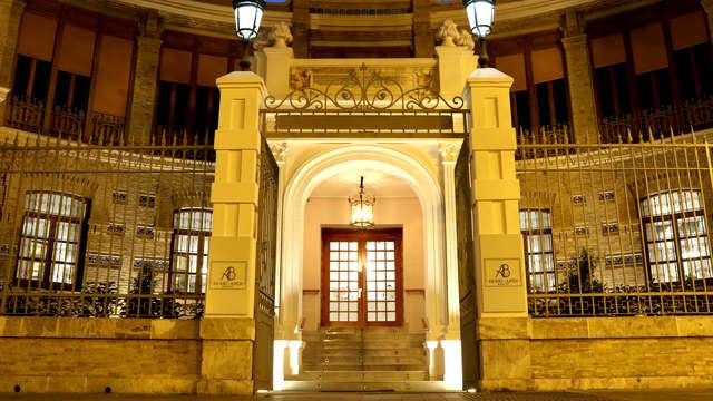 Escapada cerca de Valencia con cena y entradas al Balneario Alameda
