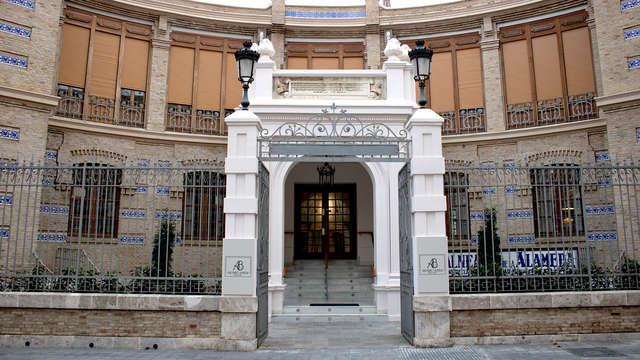 1 acceso Termas Balneario la Alameda para 2 adultos