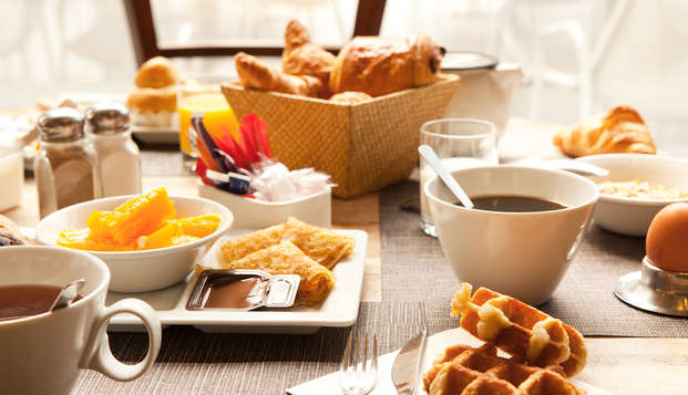 Novotel Paris Suresnes Longchamp - Breakfast