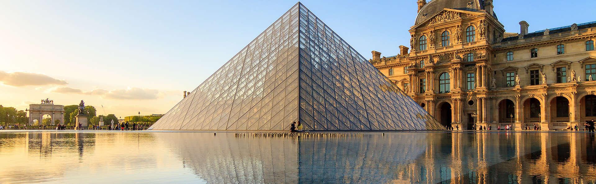 Adresse moderne 4* aux portes de Paris