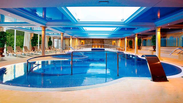 Escapada relax con servicios de balneario incluidos en Puente Viesgo