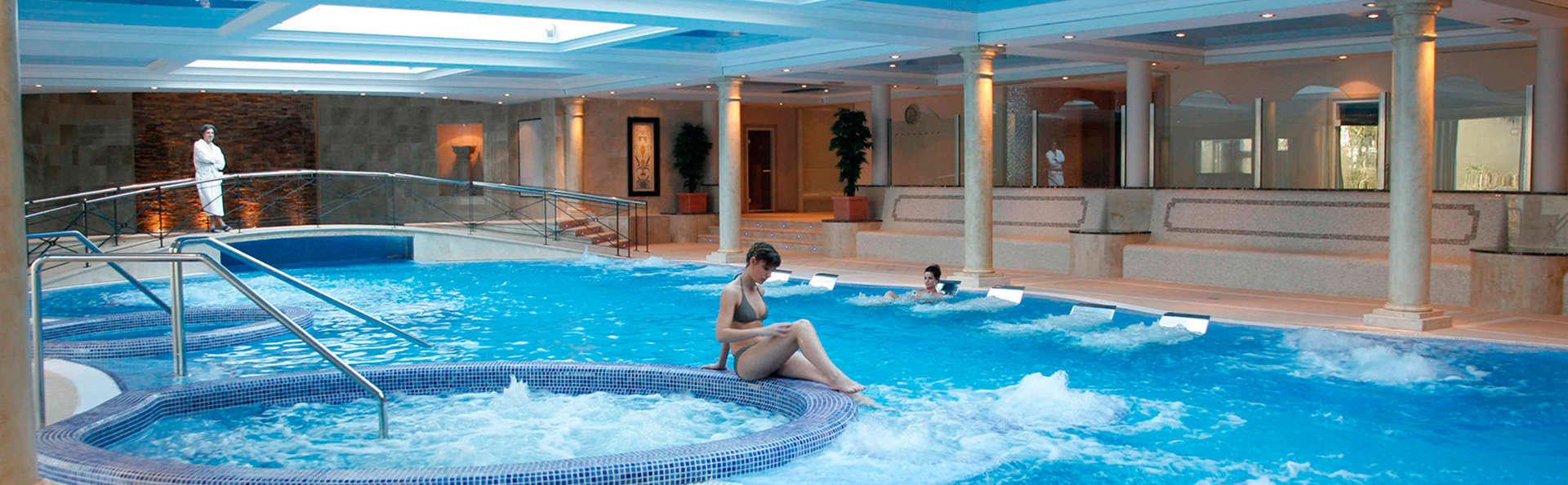 Mini-Vacaciones con media pensión y  tratamiento diario en Balneario de Lujo  (desde 3 noches)