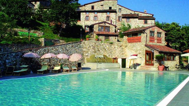 Soggiorno in Toscana nel cuore delle colline in un affascinante borgo del '600 (da 2 notti)