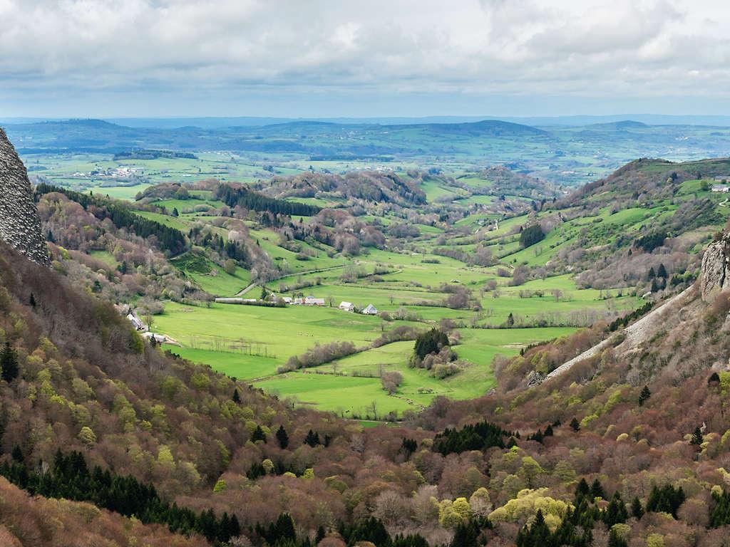 Séjour Auvergne - Mise au vert dans le Parc des Volcans d'Auvergne  - 3*
