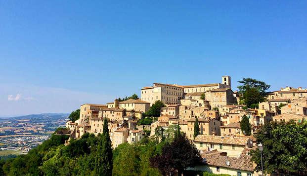 Charme a un passo dal centro storico di Gubbio