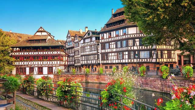 Découverte gourmande et dégustation dans Strasbourg