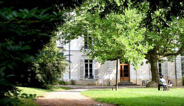 Détente au vert près de Lyon