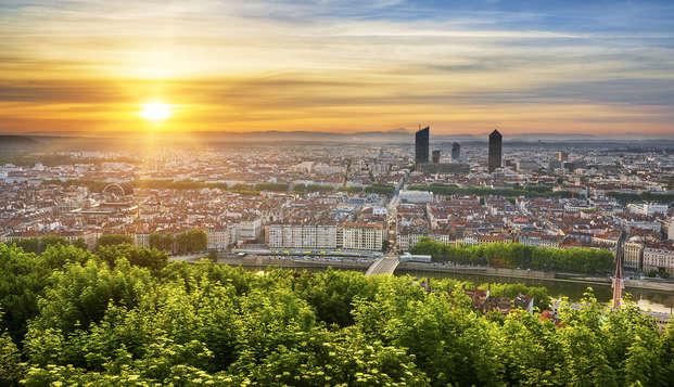 Visitez Lyon en famille ou entre amis