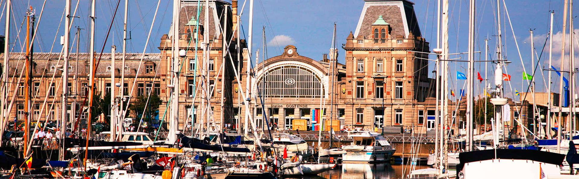Week-end en chambre confort à Oostende
