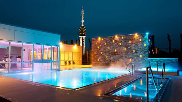 Wellnessweekend in Zeeland met toegang tot Wellness Centre Goes