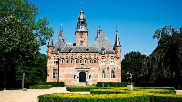 Weekend weg met diner in de schitterende omgeving van Nijmegen (2 nachten)