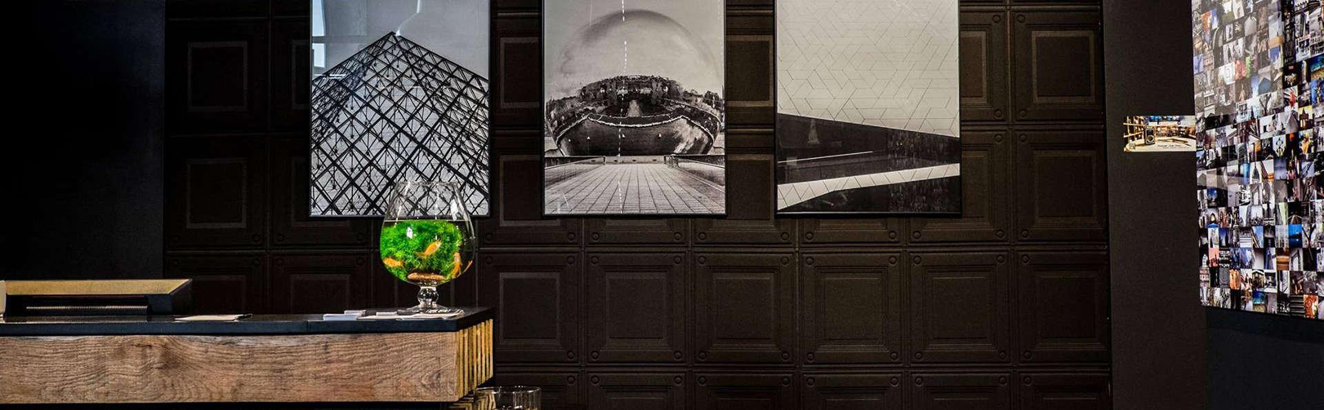 Citytrip in designhotel in Brussel