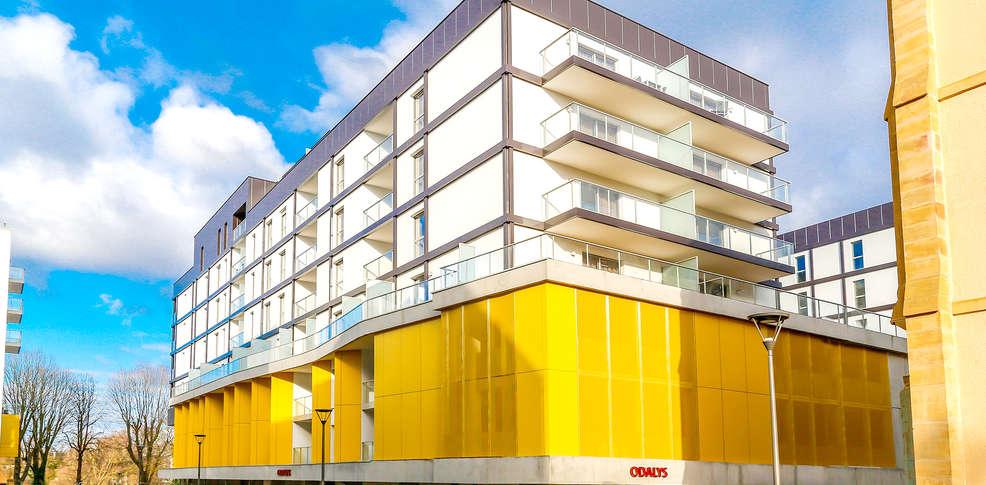 Appart 39 hotel odalys metz manufacture metz francia for Hotel appart metz