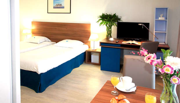 Appart hotel Odalys Marseille Canebiere - Apartment