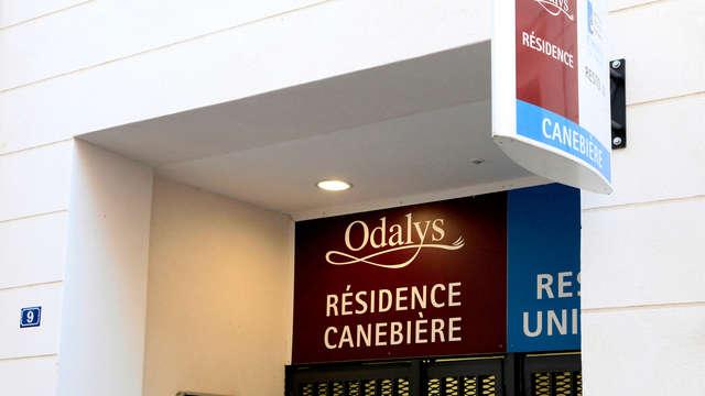 Appart hotel Odalys Marseille Canebiere