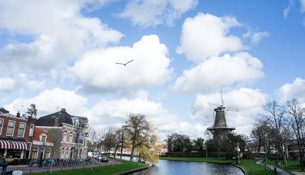 Comfort, ontspanning en bubbels in het centrum van Leiden