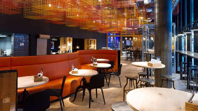 Citytrip à Amsterdam dans un nouvel hôtel au style unique avec petit-déjeuner inclus