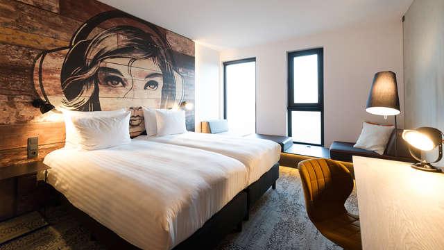 Profitez du luxe et du design à Amsterdam