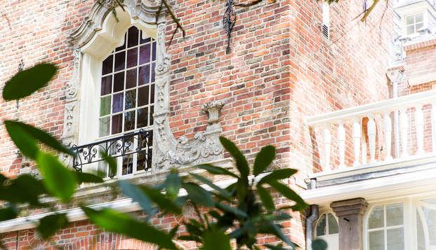 Charmeweekend in kasteel vlakbij Utrecht