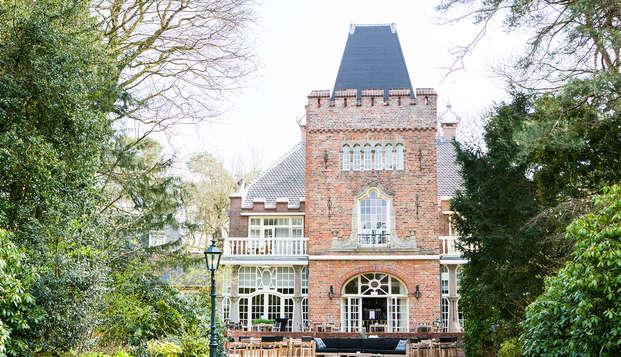 Verblijf in een charmant kasteel nabij Zeist en Utrecht