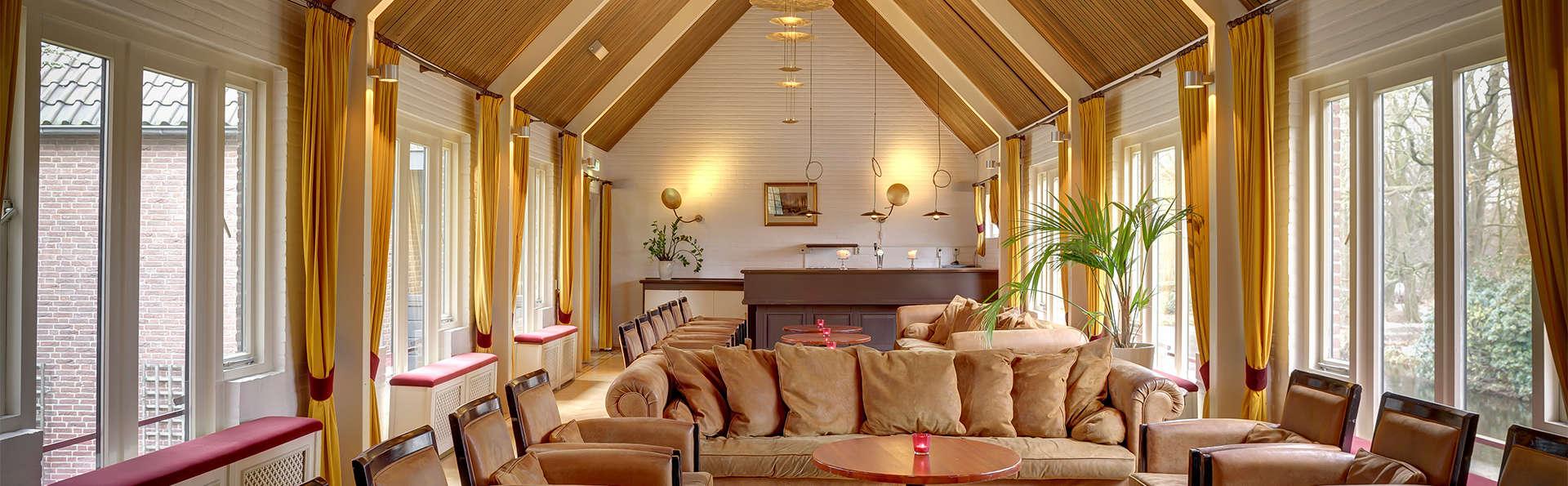 Luxe, comfort en gastvrijheid bij Kasteel de Essenburgh (derde nacht gratis)