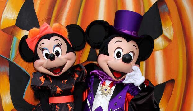 Oferta especial: Disneyland Paris en familia (3 días / 2 parques)