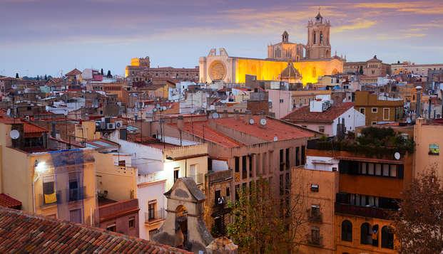 ¡Explora Tarragona, la ciudad cultural, con la comodidad del tren turístico!
