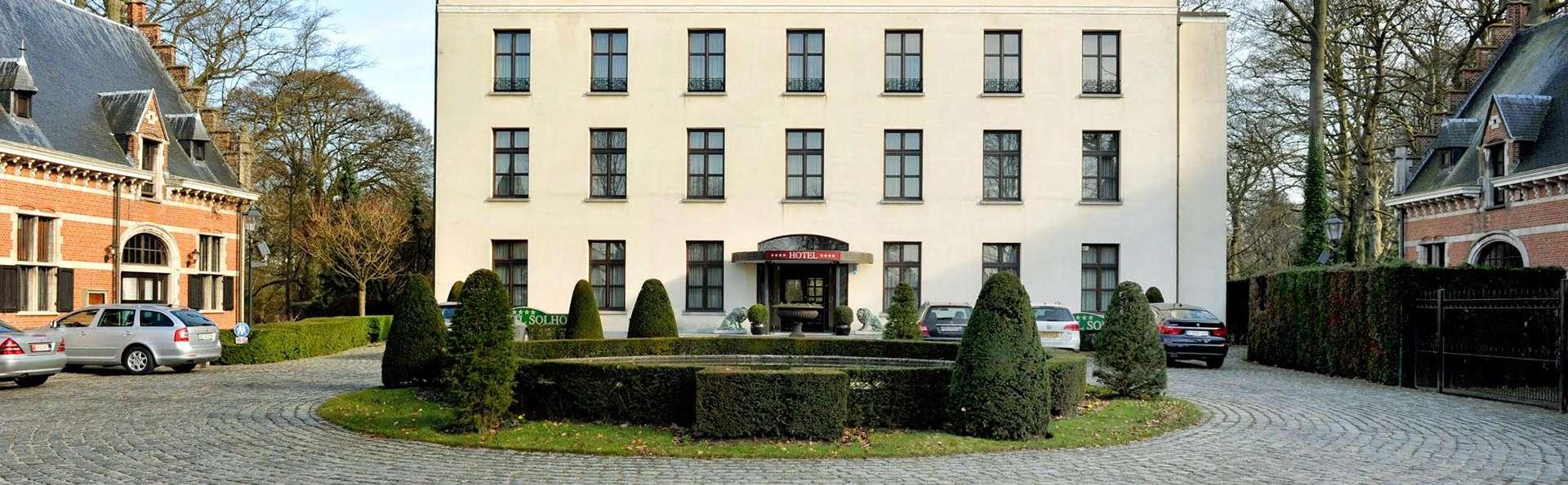 Profitez d'un séjour luxueux près d'Anvers