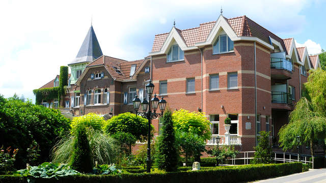 Weekend in bici in un incantevole castello nella regione belga del Limburgo