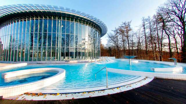 Chance et relaxation au centre-ville de Spa