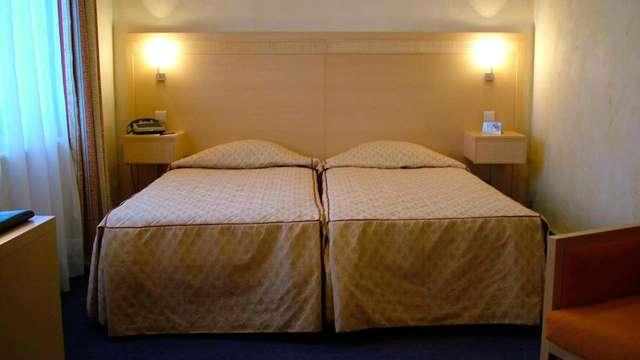 2 nuits en chambre twin exécutive pour 2 adultes
