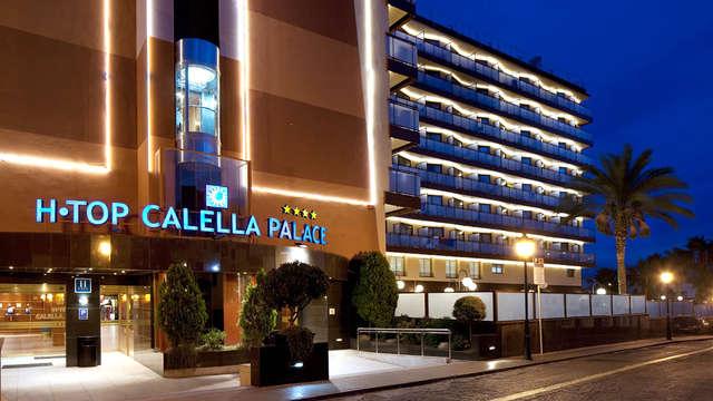 Escápate a Calella y disfruta de la Costa Brava con media pensión